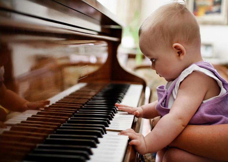 Организация занятия о средствах музыкальной выразительности с детьми от 1-3 лет.